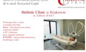 Holistic Clinic nowe rabaty